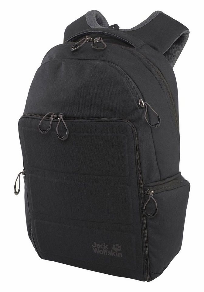 Jack Wolfskin Daypack »FLEMINGTON« in schwarz