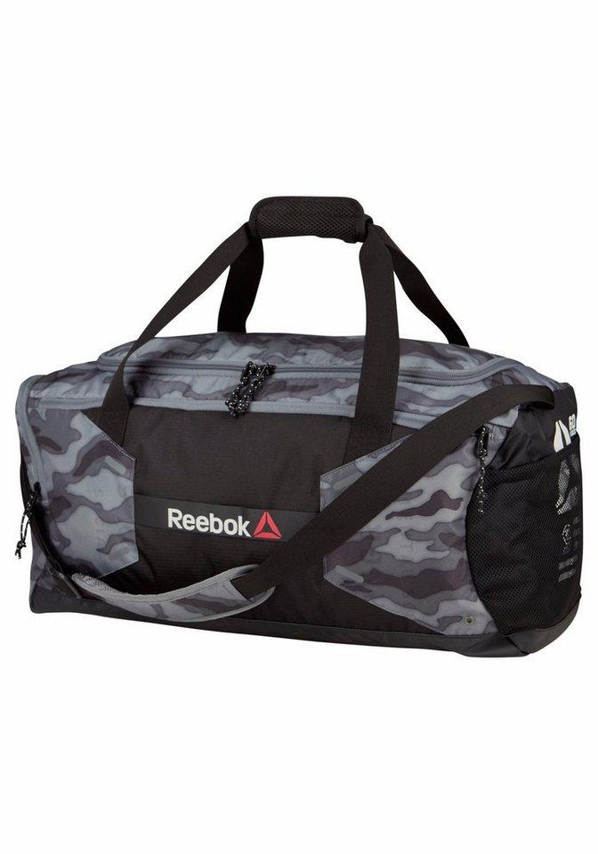 Reebok Sporttasche »One Series Unisex Grip« in tarnfarben-schwarz