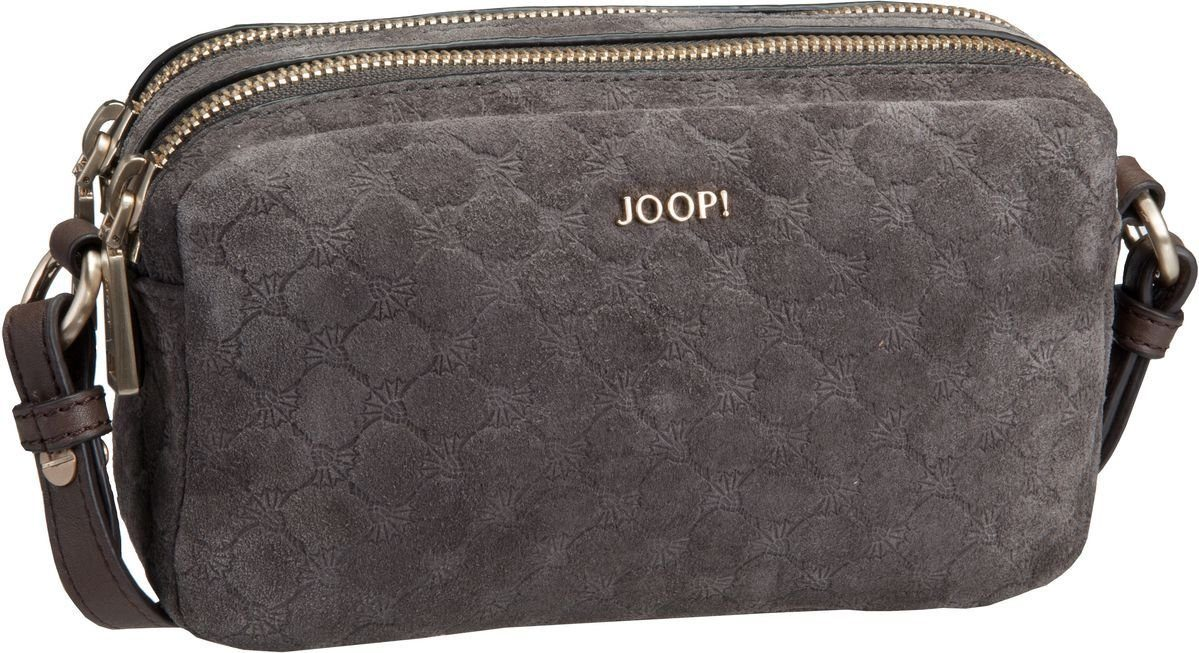 Joop Leandra Velluto Stampa Shoulder Bag Small