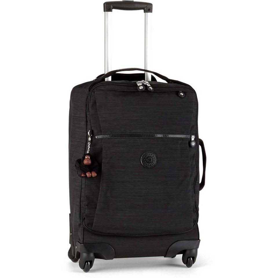 Kipling Basic Plus Travel Darcey BP 4-Rollen Trolley 55 cm in dazz black