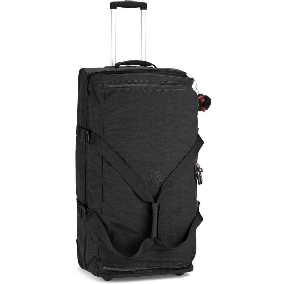 Kipling Basic Plus Travel Teagan L BP 2-Rollen Reisetasche 75 cm in dazz black
