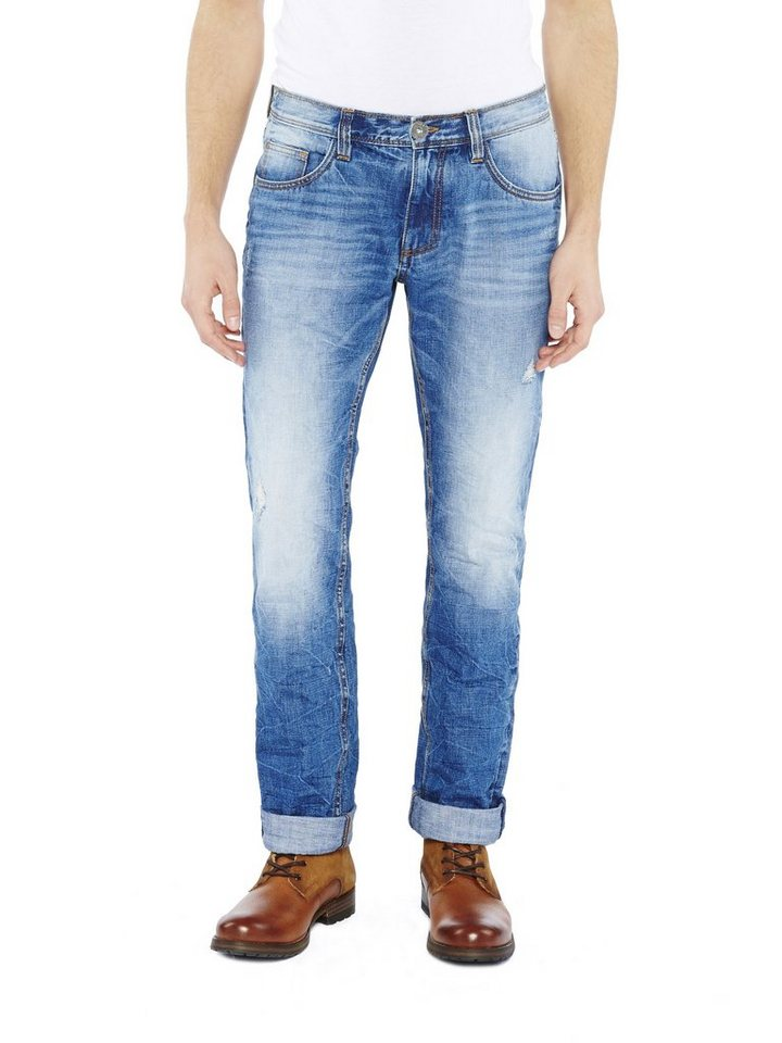 COLORADO DENIM Jeans »C940 TOM Herren Jeans« in energy blue