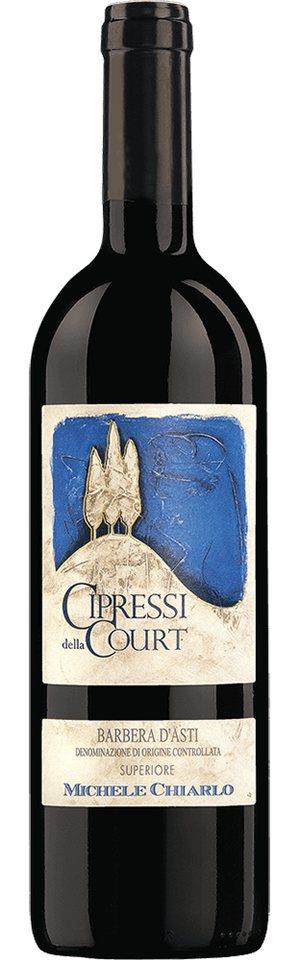 Rotwein aus Italien, 14,0 Vol.-%, 75,00 cl »2012 Barbera d'Asti Superiore DOCG«