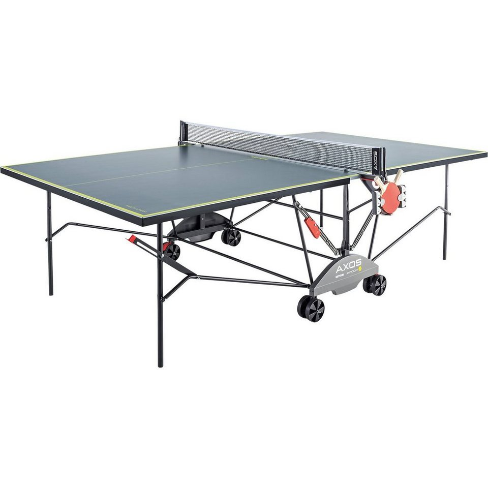 Kettler TT-Tisch AXOS Indoor 3 in grau