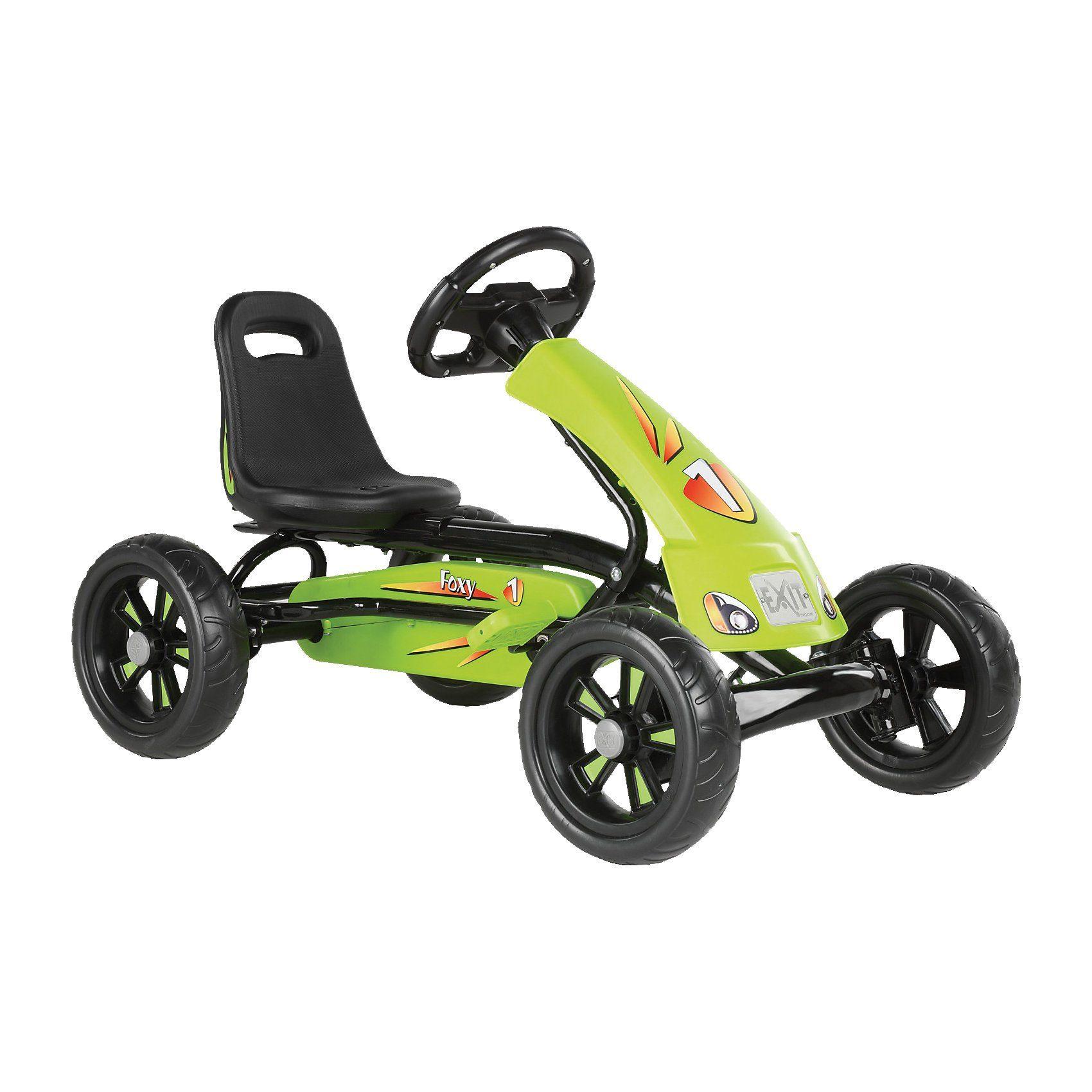 EXIT Go-Kart Foxy
