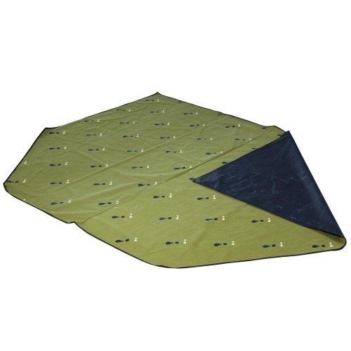 Eureka! Zelt (Zubehör) »TentCarpet Buena Vista Compact« in Charcoal
