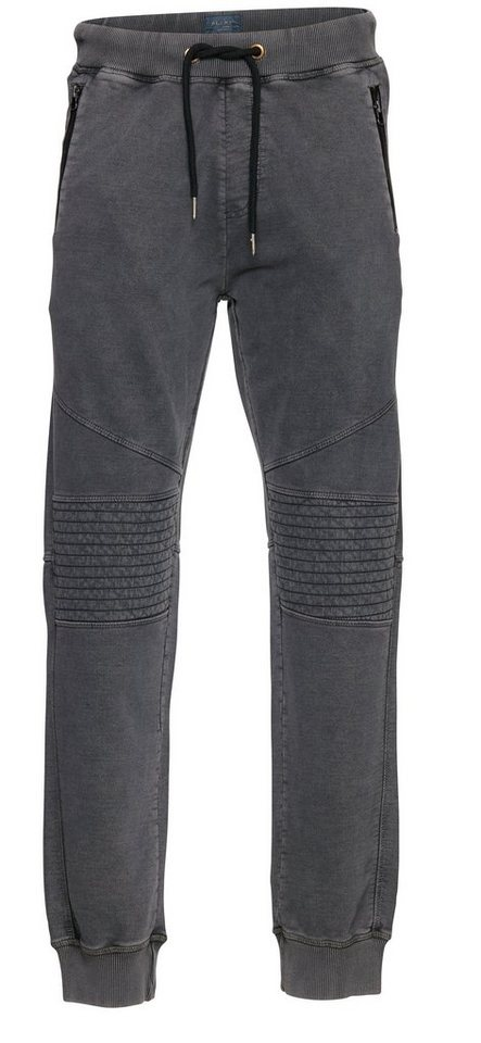 Blend Hosen in Dunkel grau