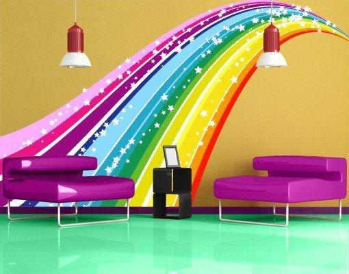 Bilderwelten Wandtattoo »No.620 Rainbow« in Farbig