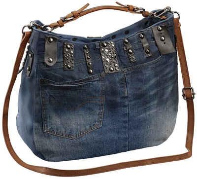 Suri Frey Tasche aus Jeansware