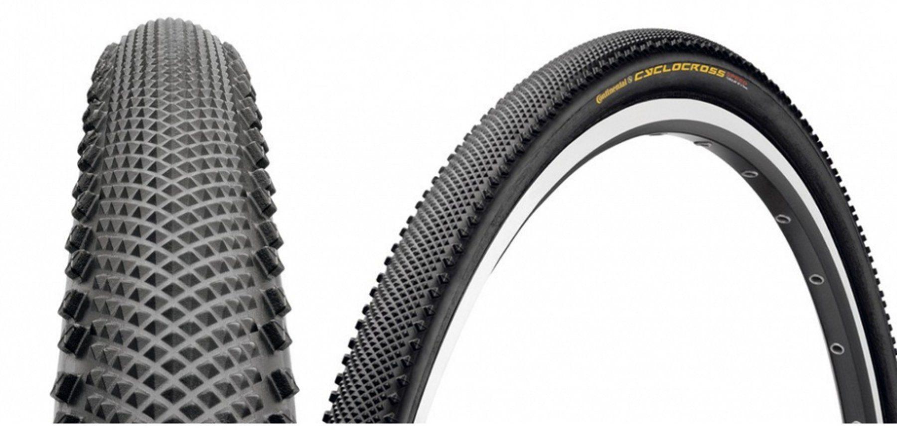 Continental Fahrradreifen »Cyclocross Speed 35-622 Performance faltbar«