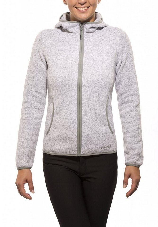 Marmot Outdoorjacke »Norhiem Jacket Women« in grau