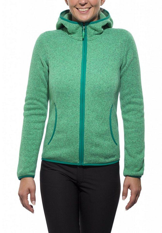 Marmot Outdoorjacke »Norhiem Jacket Women« in grün