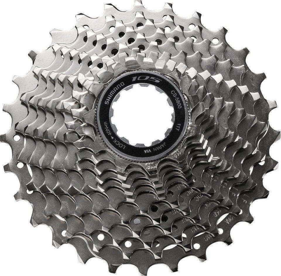 Shimano Fahrradkasetten »105 CS-5800 Kassette 11-fach«