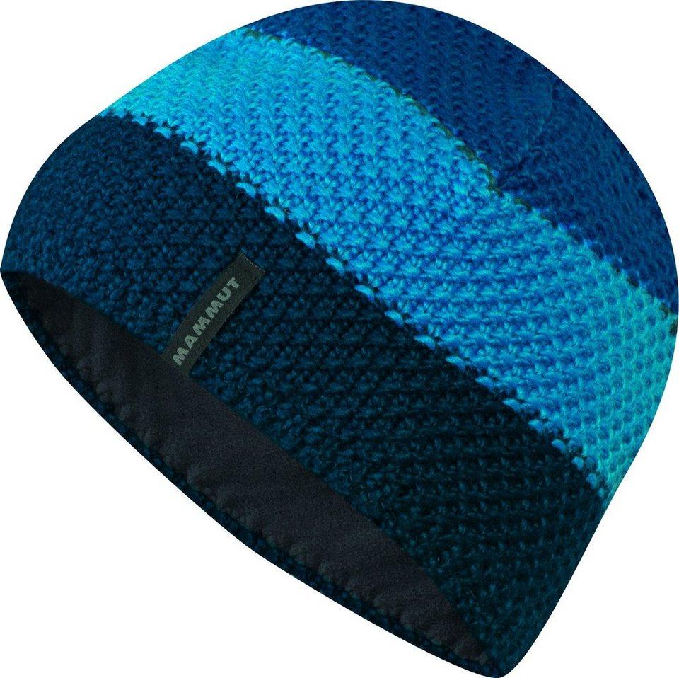 Mammut Hut »Alyeska Beanie« in blau