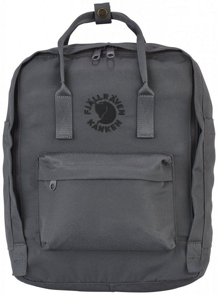 FJÄLLRÄVEN Sport- und Freizeittasche »Re-Kanken Daypack« in grau