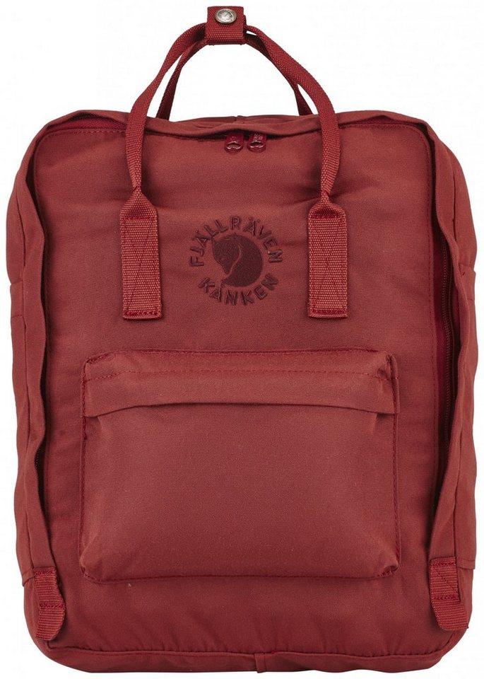 FJÄLLRÄVEN Sport- und Freizeittasche »Re-Kanken Daypack« in rot
