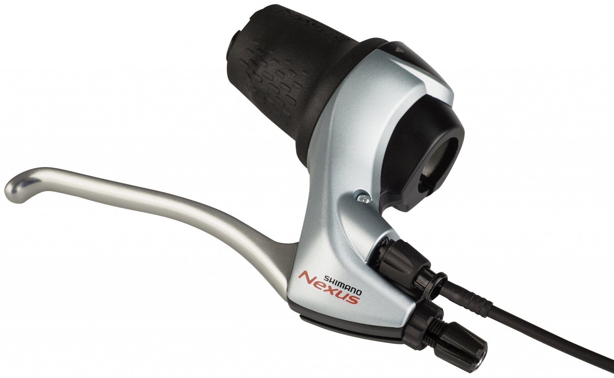 Shimano Schaltung »Nexus SB-C6000-8 Schalt-/Bremshebel Drehgriff für«