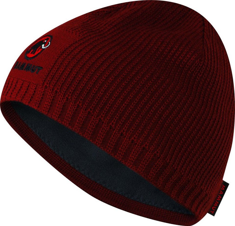 Mammut Hut »Sublime Beanie« in rot