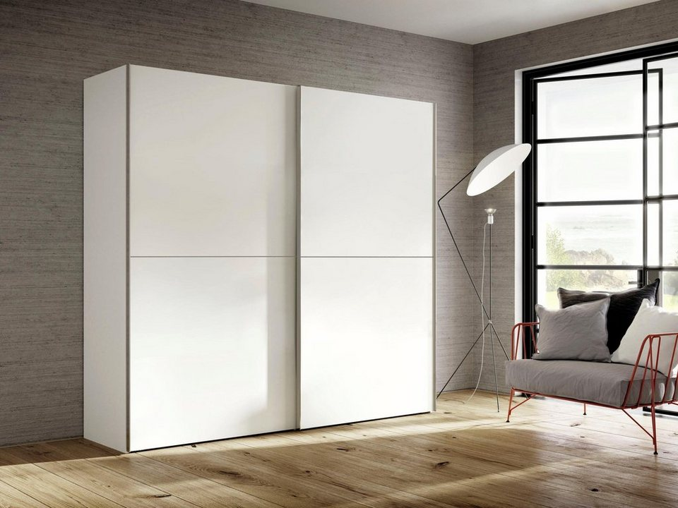 now by h lsta schiebet renschrank now slide in grau oder wei online kaufen otto. Black Bedroom Furniture Sets. Home Design Ideas