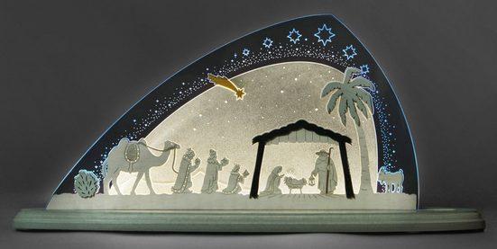 Weigla Lichterbogen »Christi Geburt«, in 3D Optik
