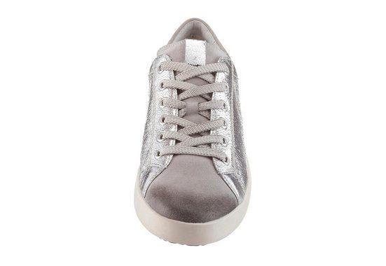 Remonte Sneaker, mit Metallic-Applikation