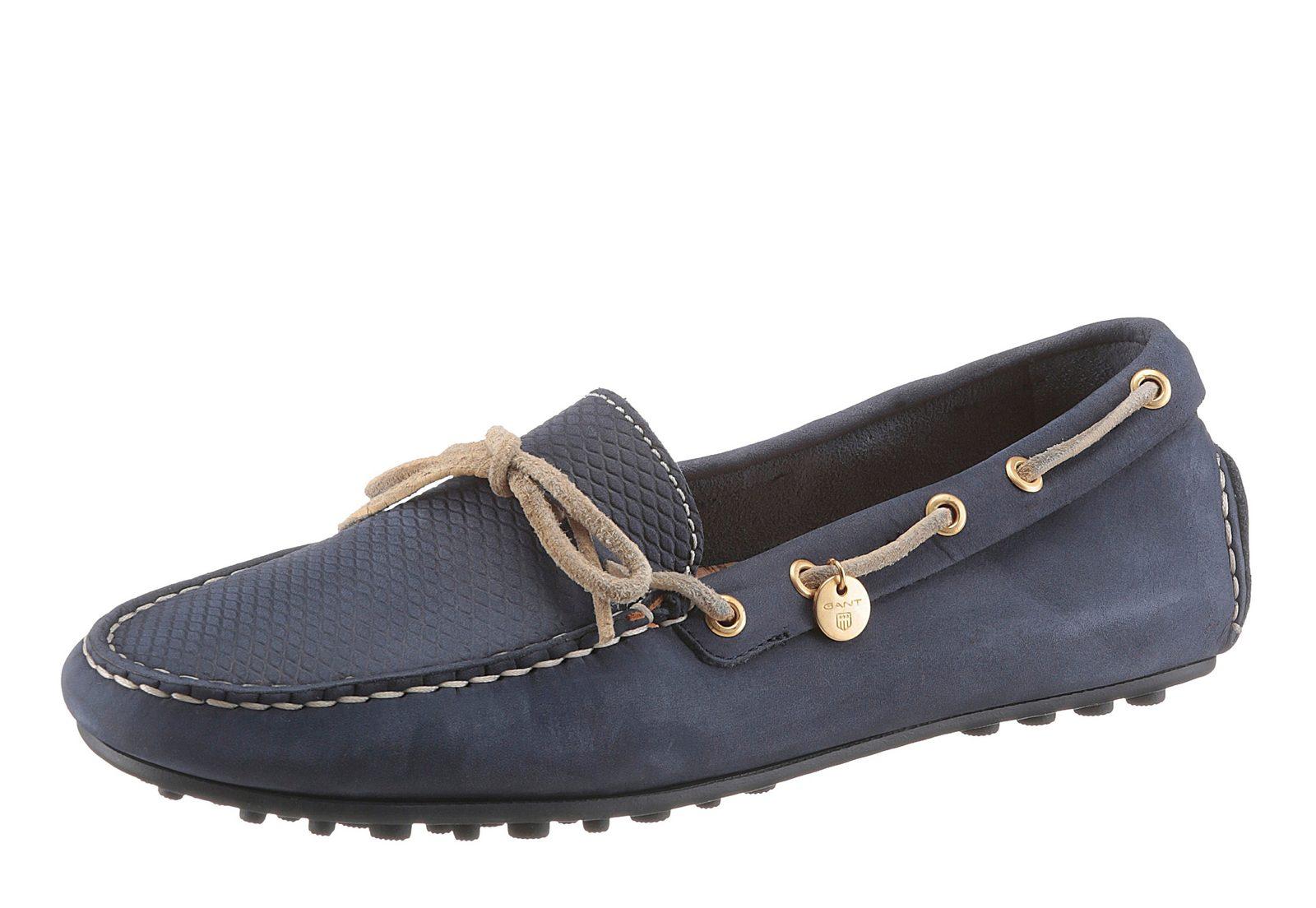 Gant Footwear Mokassin, mit Zierschleife