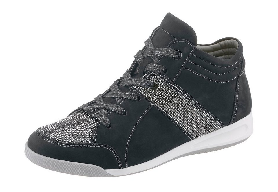 Ara »Rom« Sneaker in Weite G in dunkelblau