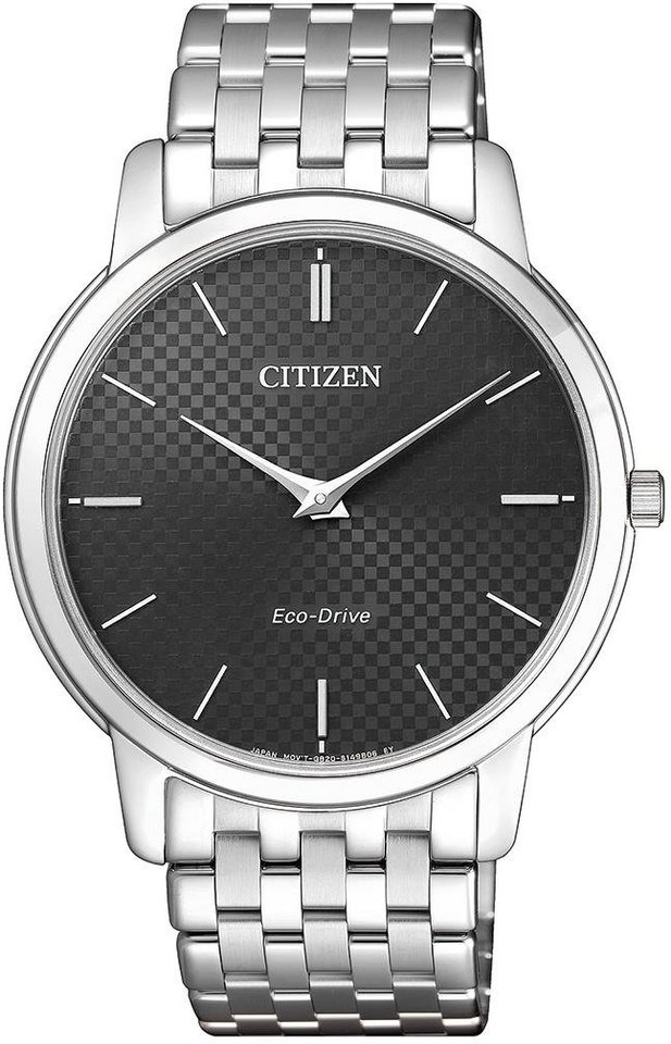 Citizen Solaruhr »AR1130-81H« in silberfarben