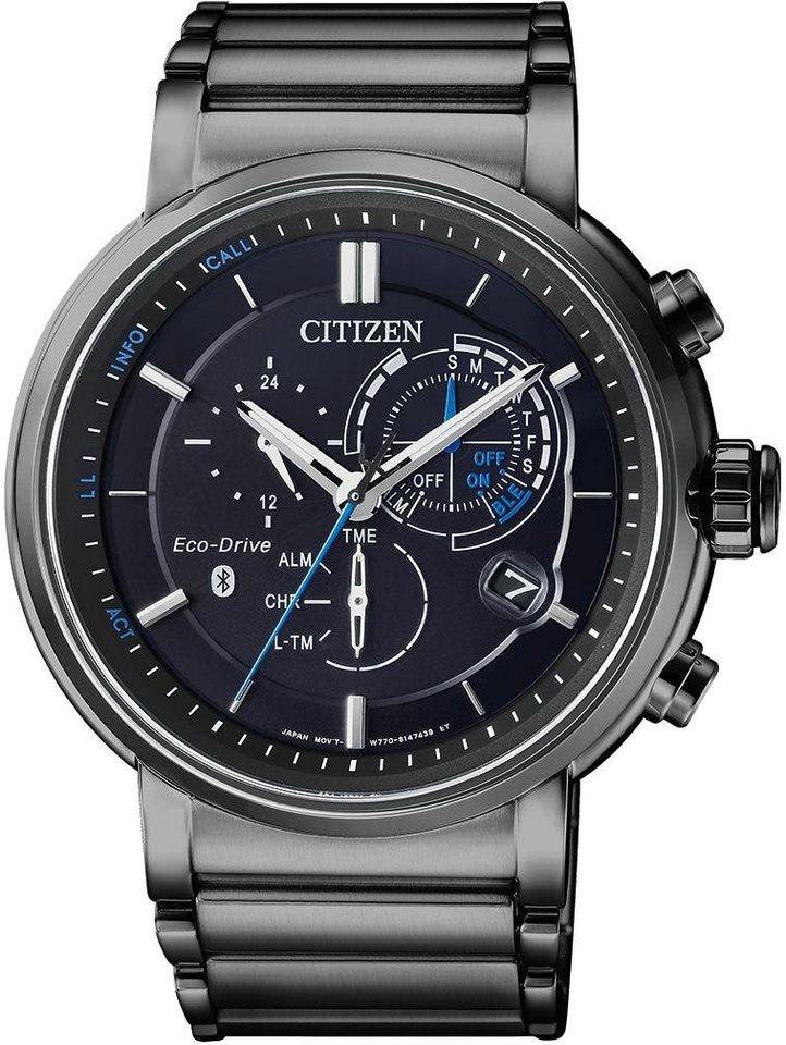 Citizen Proximity, BZ1006-82E Smartwatch | Uhren > Smartwatches | Schwarz | Citizen