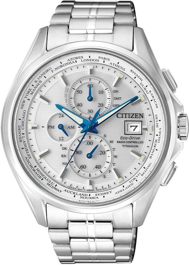 Citizen Funkchronograph »AT8130-56A«