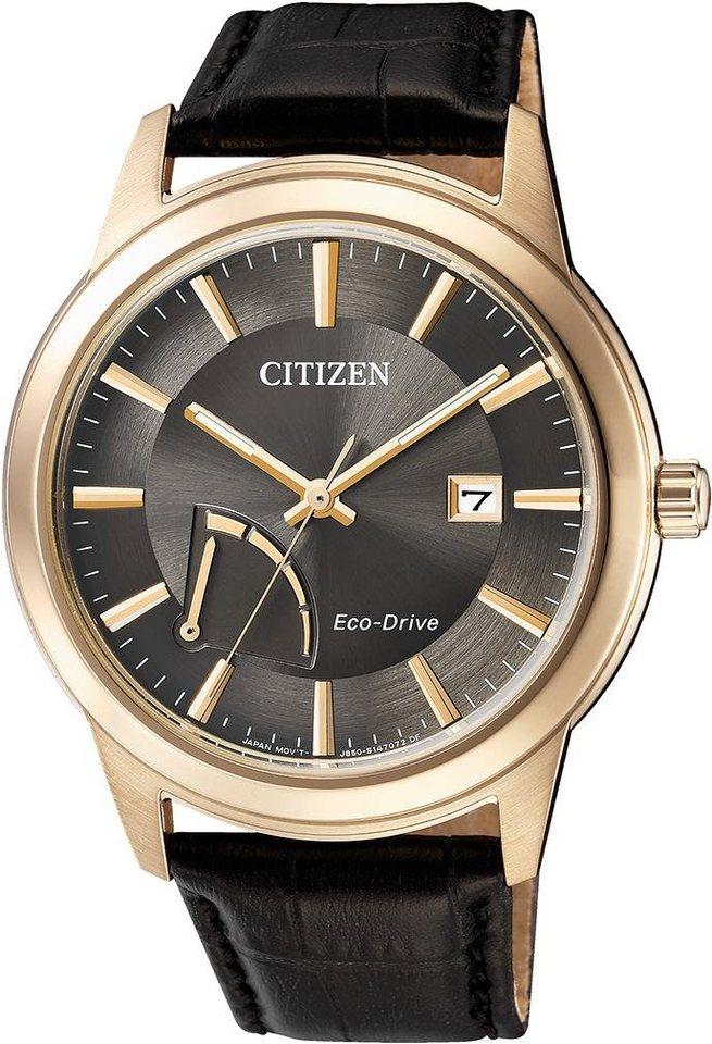 Citizen Solaruhr »AW7013-05H« in schwarz