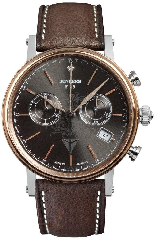 Junkers-Uhren Chronograph »Südamerika, 6583-2« Made in Germany