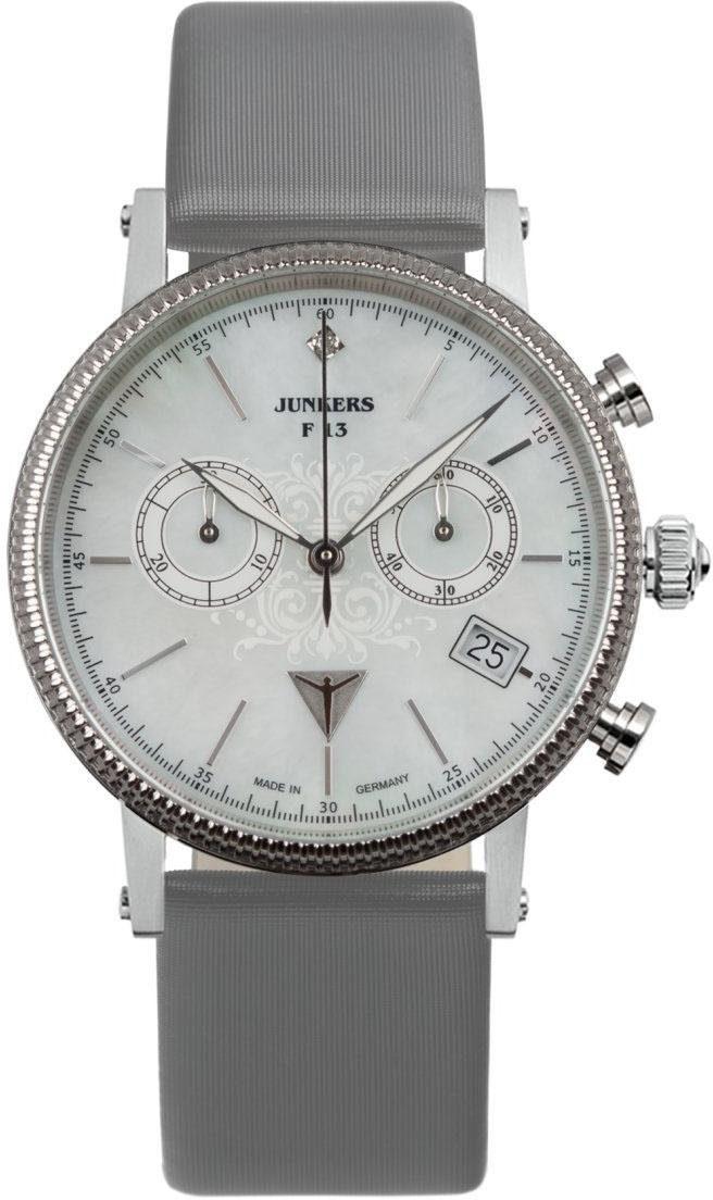 Junkers-Uhren Chronograph »Südamerika, 6581-1« Made in Germany