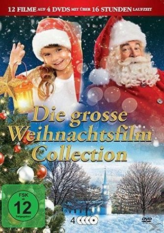 dvd die grosse weihnachtsfilm collection dvd box otto. Black Bedroom Furniture Sets. Home Design Ideas