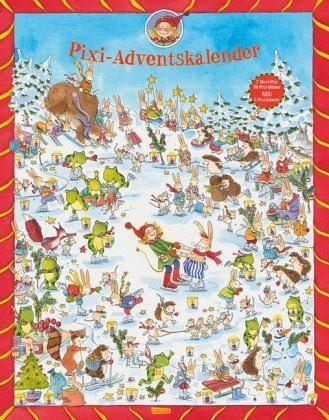 Kalender »Pixi Adventskalender 2016«