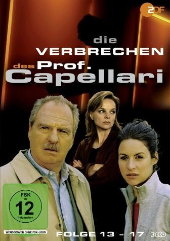 DVD »Die Verbrechen des Professor Capellari, Folge...«