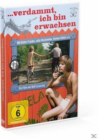 DVD »...verdammt, ich bin erwachsen«