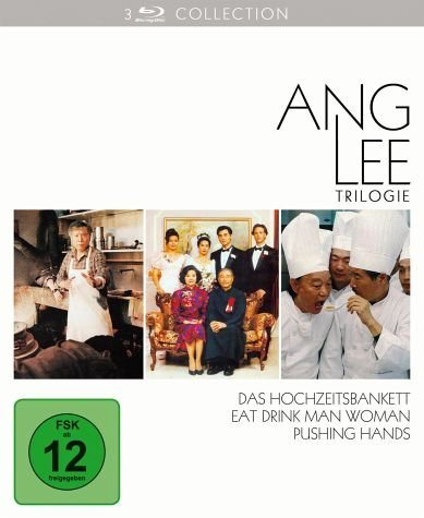 Blu-ray »Ang Lee Trilogie (3 Discs)«
