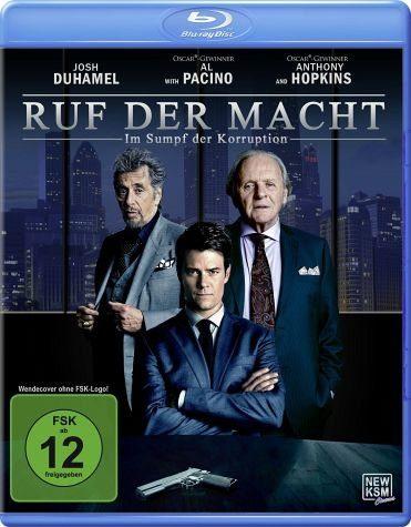 Blu-ray »Ruf der Macht - Im Sumpf der Korruption«