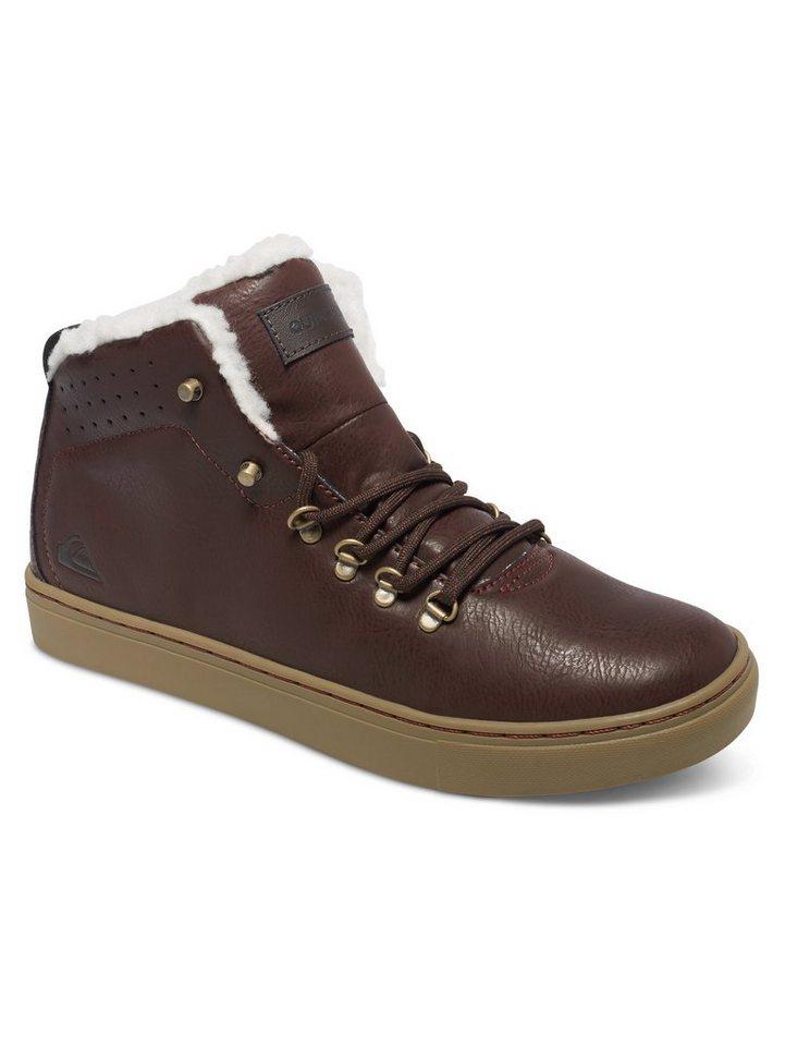 Quiksilver Mid-top »Jax Deluxe« in brown/brown/brown