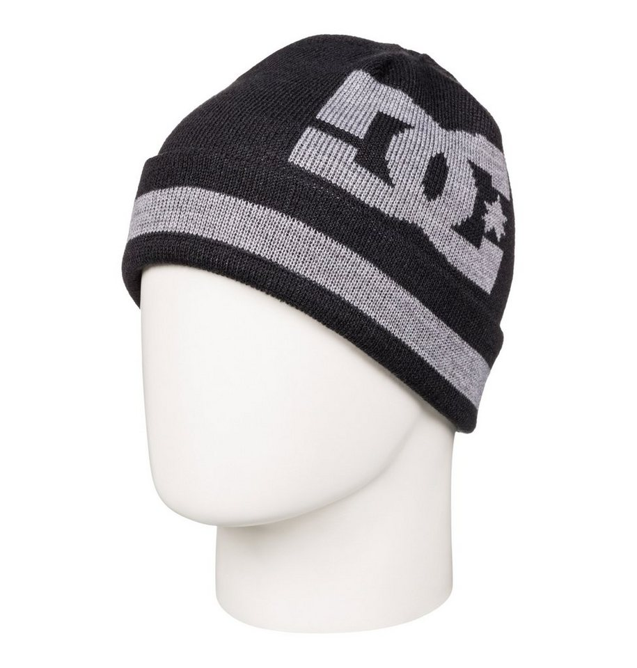 DC Shoes Fischerbeanie »Bromont« in anthracite