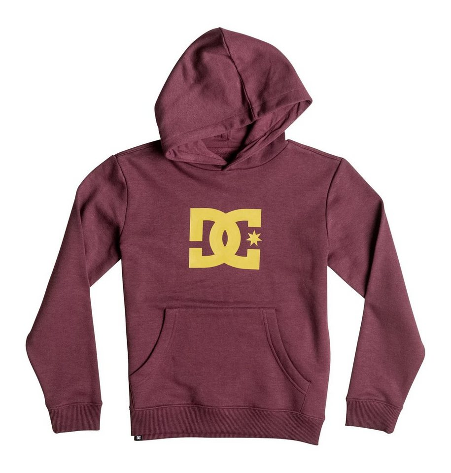 DC Shoes Hoodie »Star« in Winetasting
