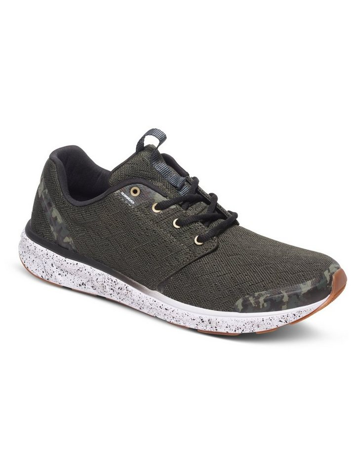 Quiksilver Schuhe »Voyage Deluxe« in green/green/white