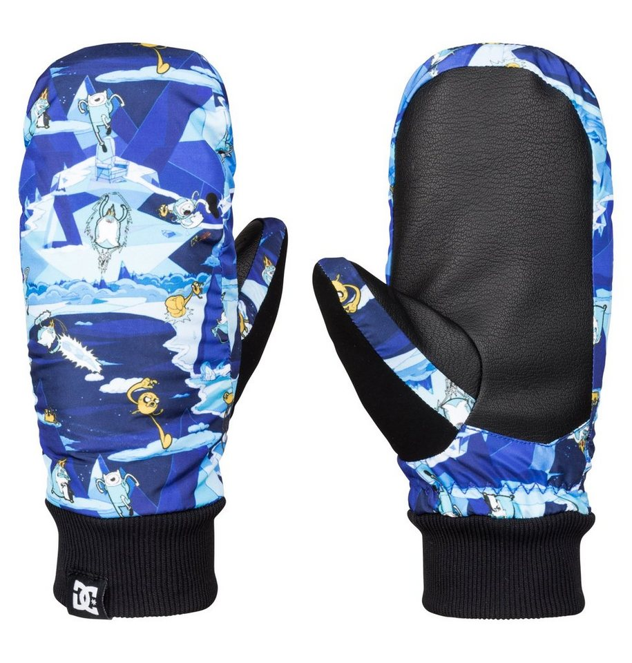 DC Shoes Schnee-Fäustlinge »Flag« in Blue aster