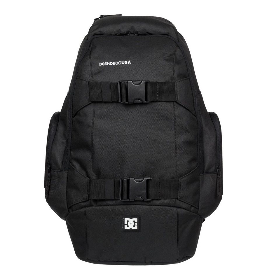 DC Shoes mittelgroßer Skate-Rucksack »Wolfbred« in Anthracite