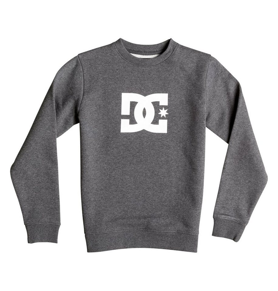 DC Shoes Sweatshirt »Star« in Pirate black