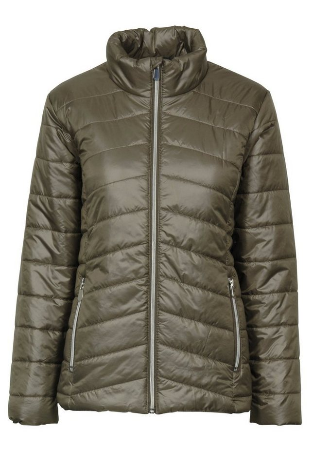 Brandtex Steppjacke in braun
