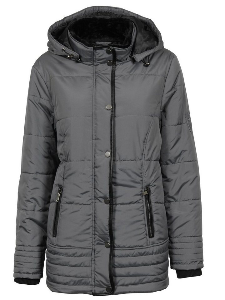 Brandtex Steppjacke in stone