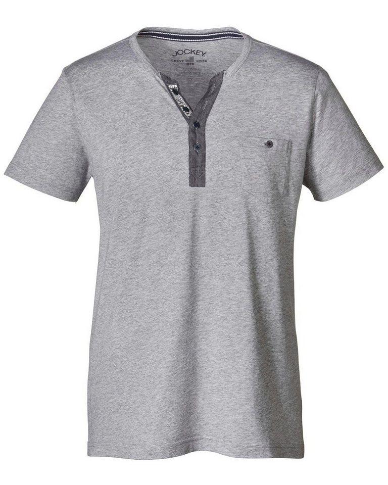 JOCKEY T-Shirt in Grau