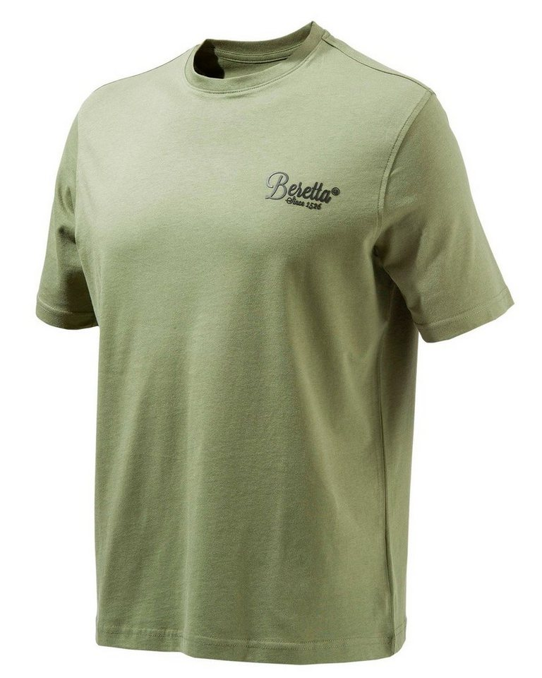 Beretta T-Shirt in oliv